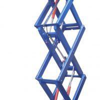 Dubbele verticale heftafel