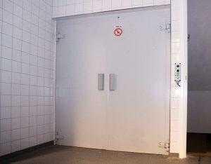 Goederenlift liftdeuren
