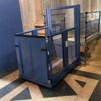 Referentie verticale platformlift
