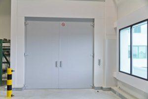 Liftdeuren goederenlift