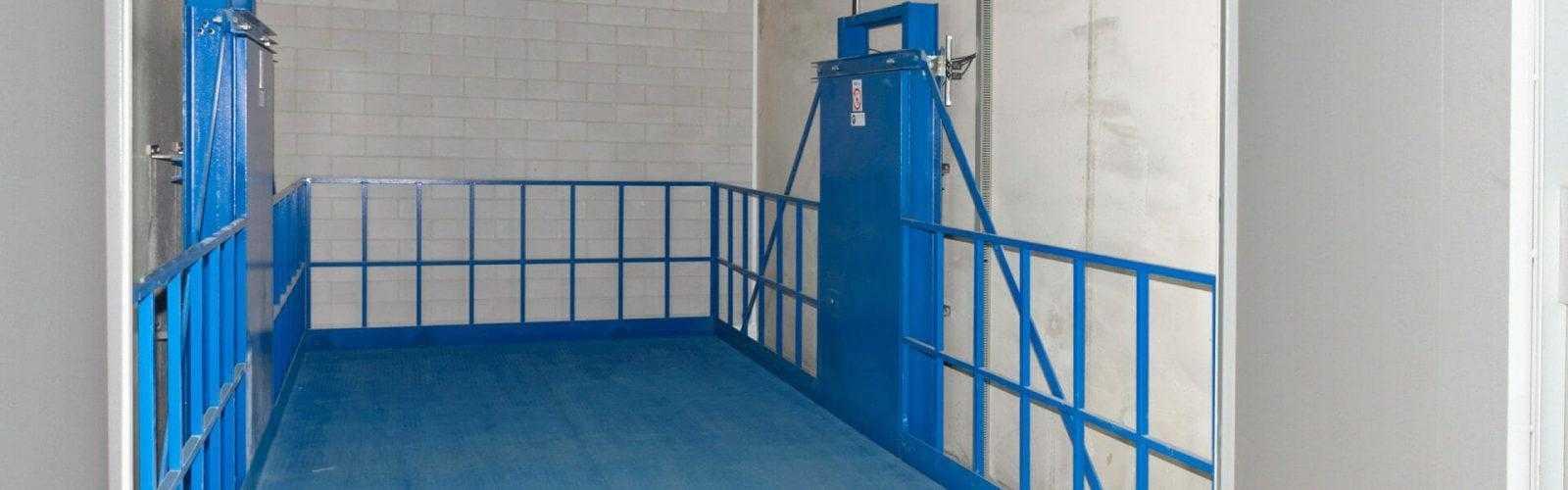 Goederenlift 5000 kg