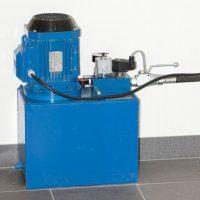 Hydraulische unit / compressor goederenlift