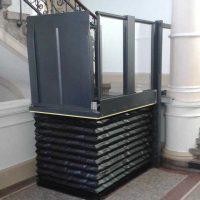 platformlift verticaal
