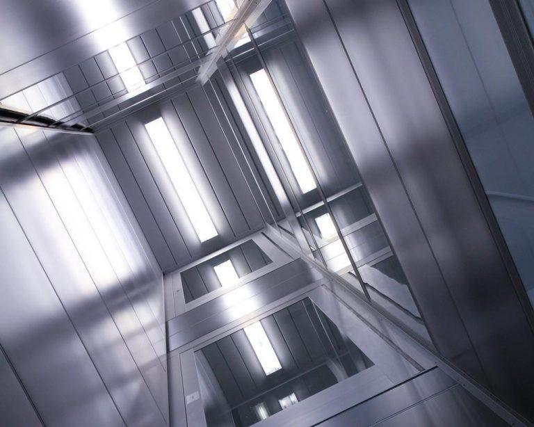 Platformlift voor appartementen