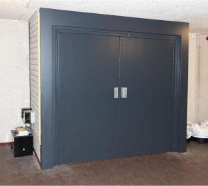 vloerluikheffer liftdeuren