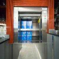 Keukenlift met koeling