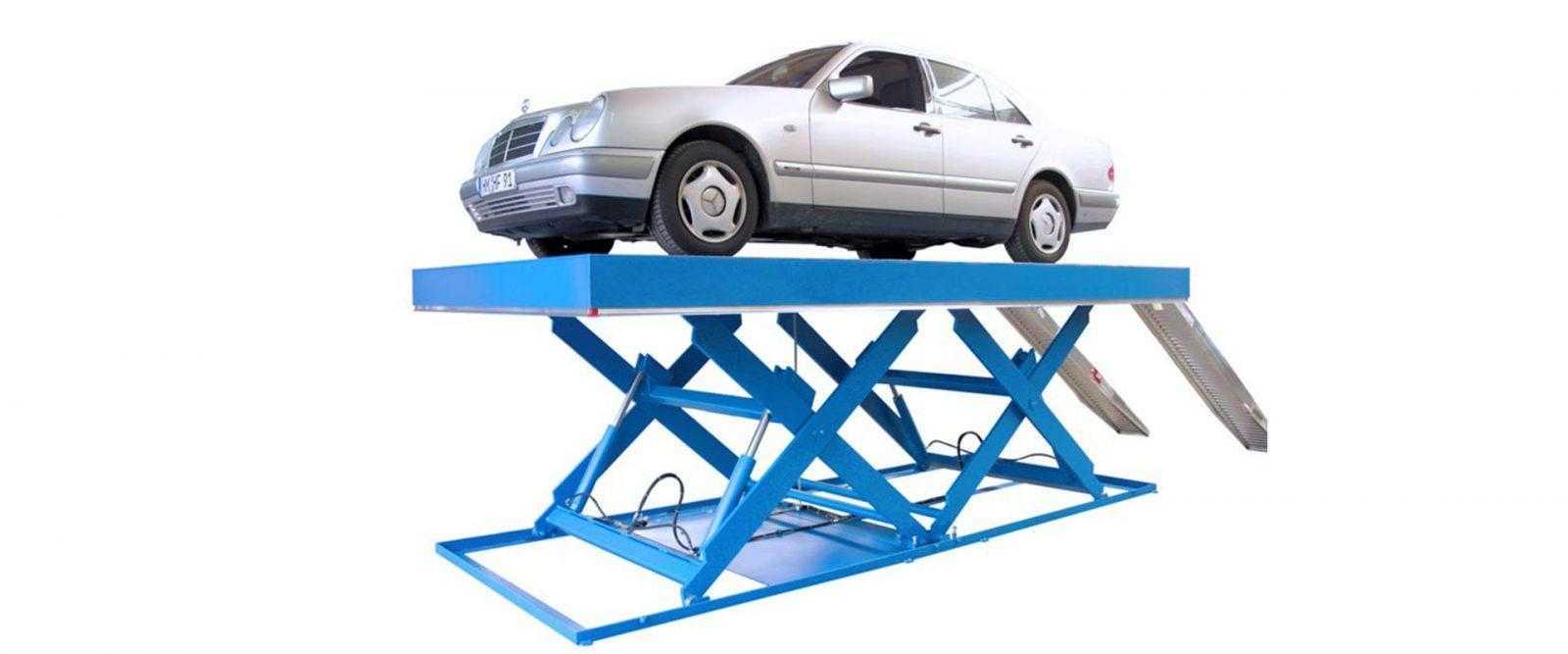 Autolift heftafel