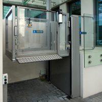 rolstoellift miva lift Solid 2
