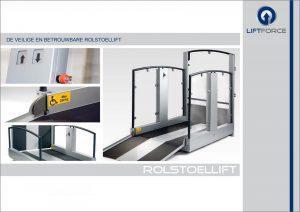 Brochure rolstoellift algemeen in PDF