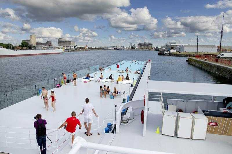 Badboot Antwerpen