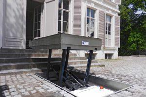 Museum biedt toegang voor invaliden