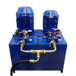 hydraulische motor goederenlift
